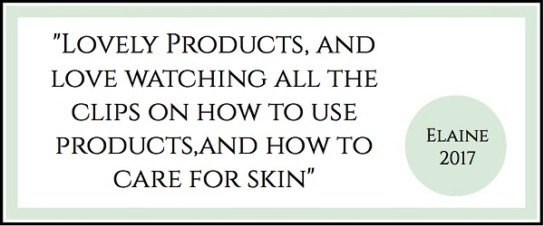 skin essentials by mariga, skincare, wexford, client reviews