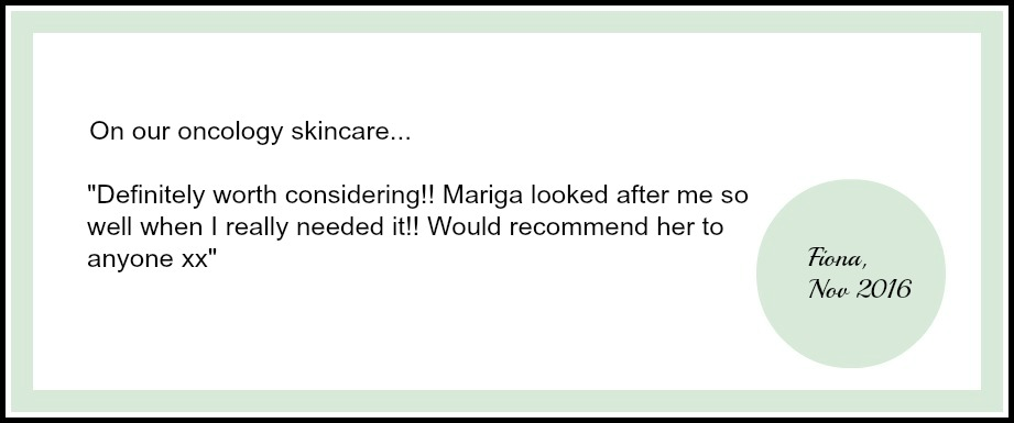 Definitely worth considering!! Mariga looked after me so well when I really needed it!! Would recommend her to anyone xx