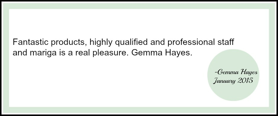 Gemma Hayes quote