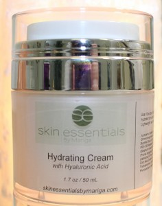 Hydrating cream with Hyaluronic acid