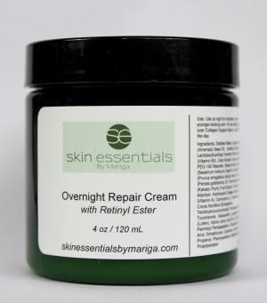 Overnight repair cream