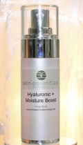 Hyaluronic Acid Facial Serum 30ml bottle white pearl airless pump presentation from Skin Essentials, Wexford clinic.