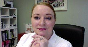 Photo of Wexford based skincare expert Mariga Sheedy from Skin Essentials