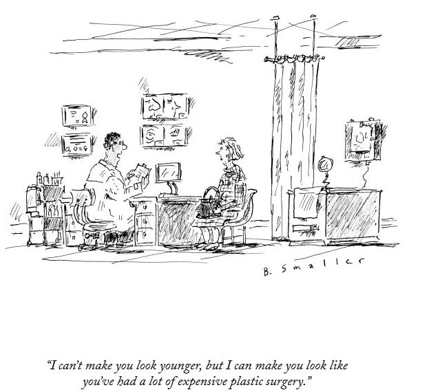 From the New Yorker Magazine