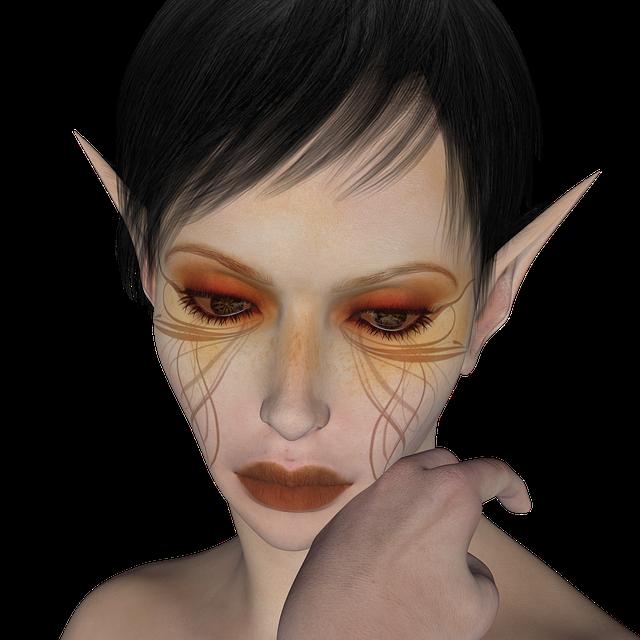 Facial tattoo modification