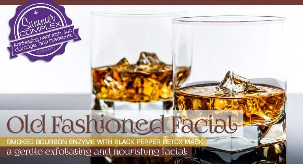 Old Fashioned Facial, Fathers Day Gift Ideas at Skin Essentials