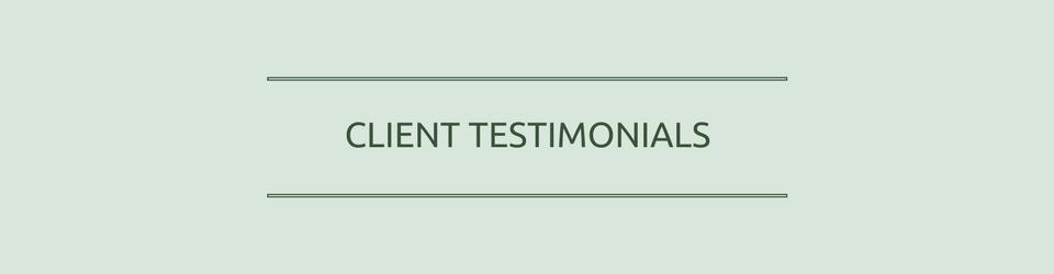 client testimoonials skin essentials by mariga