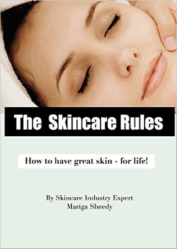 The Skincare Rules by Skin Essentials founder Mariga Sheedy. Everything you need to know to get great skin, for life.