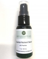 Essential Nutrient Serum from Skin Essentials by Mariga, Wexford 30ml pump bottle pic