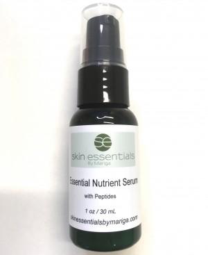 Essential Nutrient Serum from Skin Essentials by Mariga, Wexford 30ml pump bottle pic