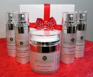 Christmas gift sets, gift ideas, skin essentials by mariga, wexford, skincare
