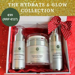dry skin, hydrate skin, skincare, christmas gifts, skin essentials by mariga, wexford