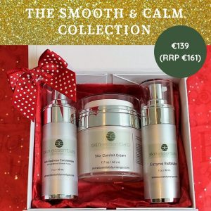 skincare, rosacea, christmas gifts, skin essentials by mariga, wexford