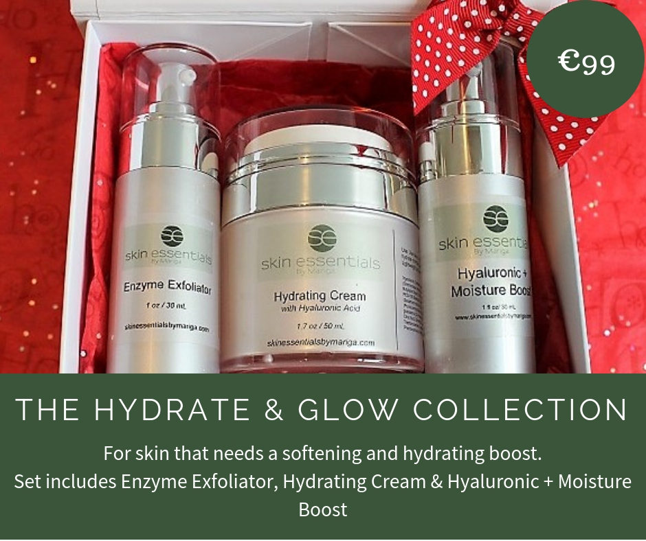 skin essentials, wexford, skincare, dry skin, gift ideas
