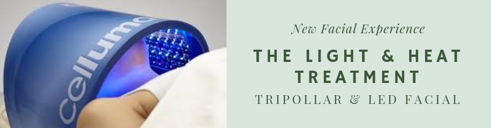Tripollar radiofrequency, led facial, new facial experience, skin essentials by mariga, wexford