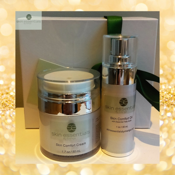 Oncology skincare, dry skin, skin essentials by mariga, wexford