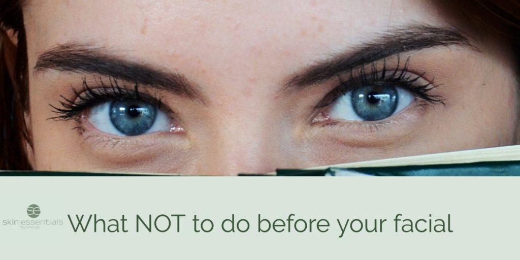 Facials at skin essentials by mariga, wexford, skin advice