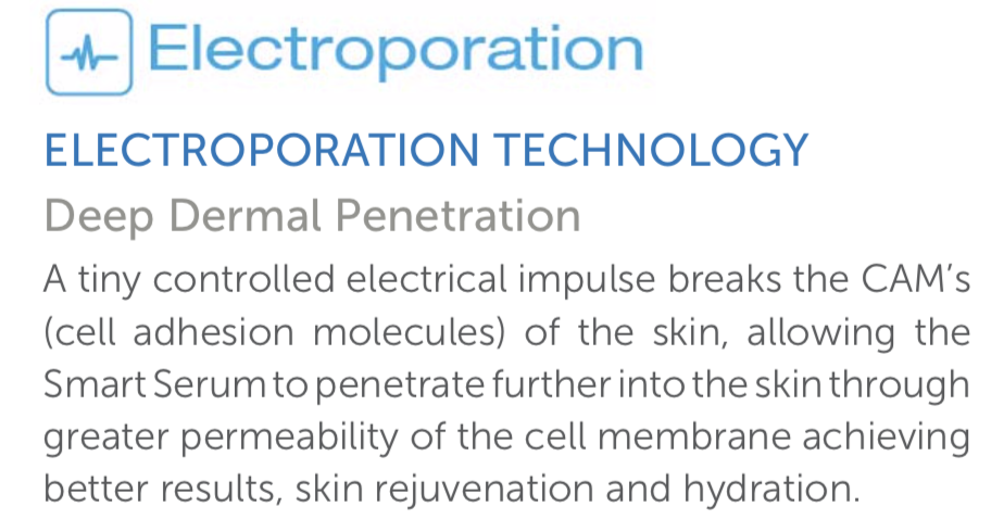 explaining smartmed smartness electroporation technology EPM in a tech box