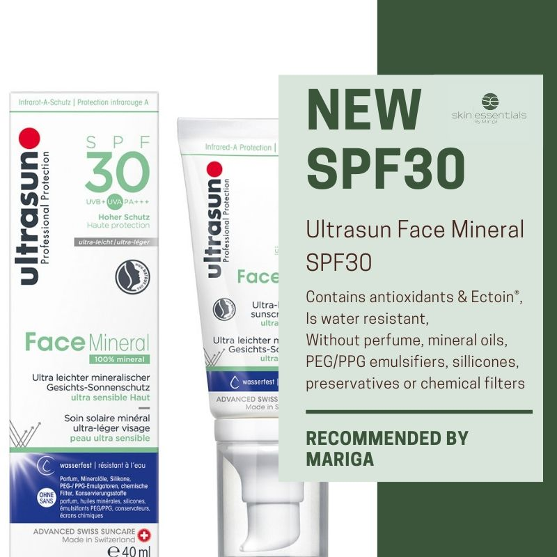 SPF 30, skincare, protect your skin, skin essentials by mariga, wexford