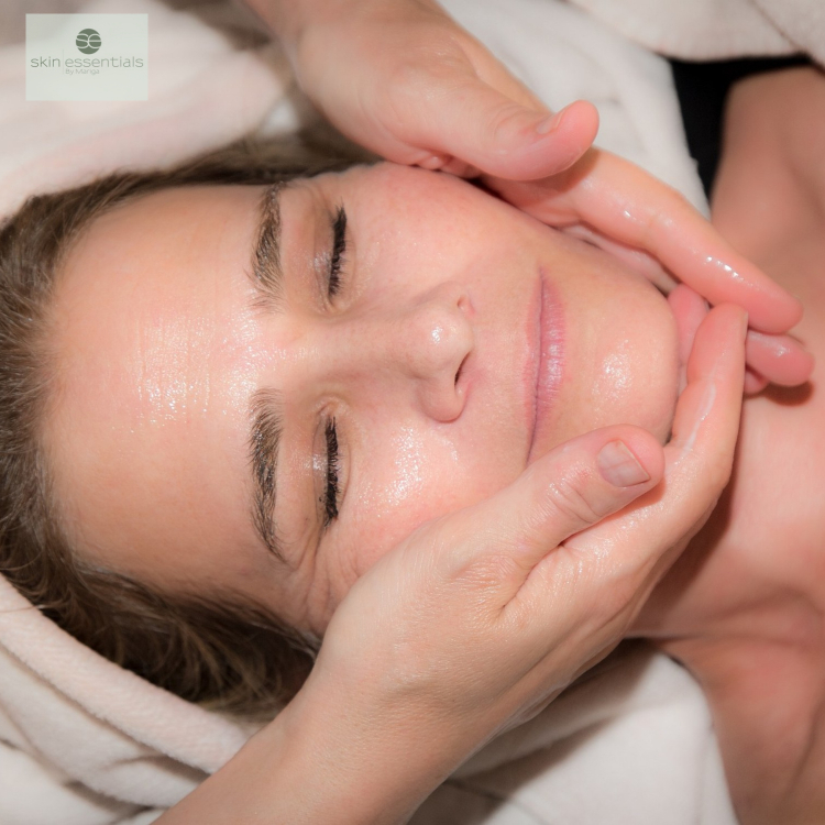 antioxidant facial, antioxidant skincare, facial treatments, wexford, skin essentials by mariga
