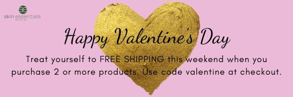 valentines day, special, free shipping, special offer, skincare, wexford